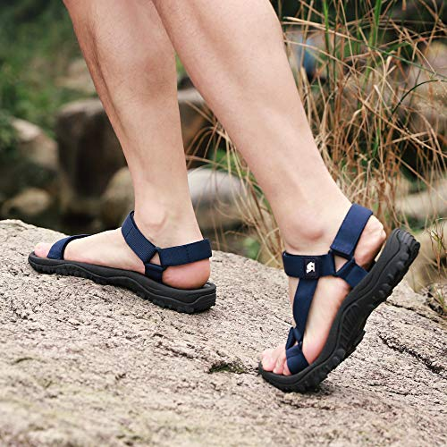 Best image of mens sport sandals
