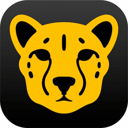 Cheetah 3d icon