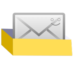 Mail-in-a-box icon