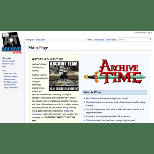 3 Best Wayback Machine Alternatives